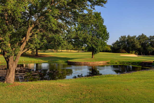 A view from White Bluff Golf Club.