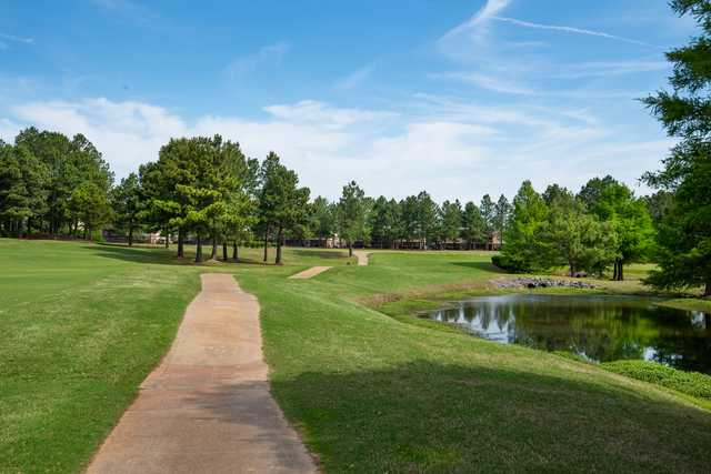 A view from The Links at Texarkana Golf & Athletic Club.
