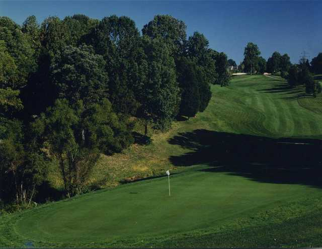 A view of green and fairway at Stillmeadow Country Club