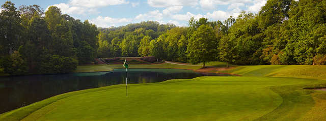 A view of the 6th hole at Bear's Best Atlanta.
