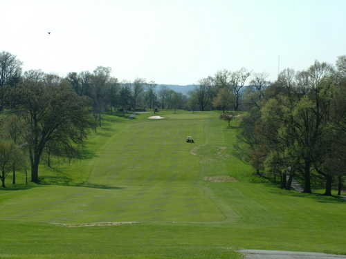 A view from Losantiville Country Club