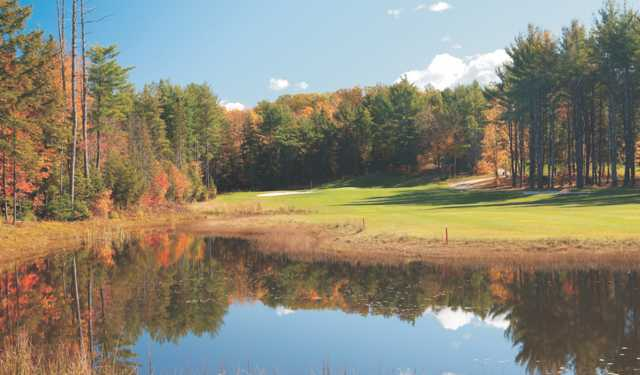 A view of the 6th hole at North Granite Ridge Golf Club.