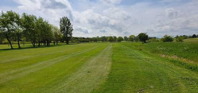 A view of the 11th fairway at St Augustines Golf Club.