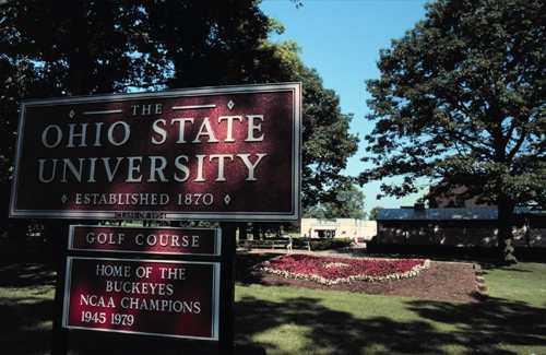 OSU Course entrance