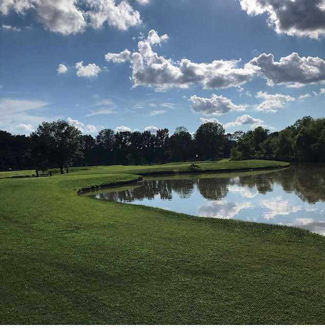 A view from Family Golf & Learning Center.