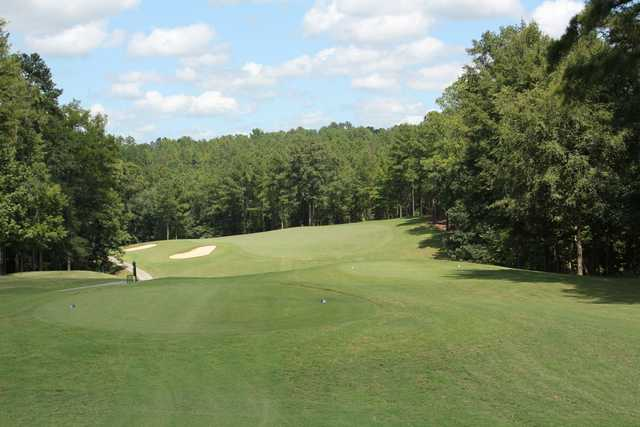 A view from tee #1 at Vintage Course from Mount Vintage Golf Club.