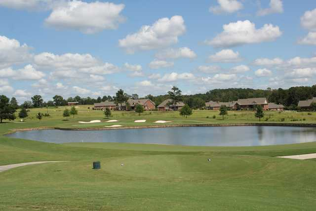 A view from the 2nd tee at Independent Course from Mount Vintage Golf Club.