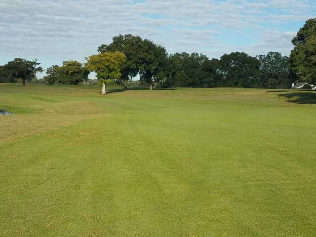 A view from a fairway at MetroWest Golf Club.