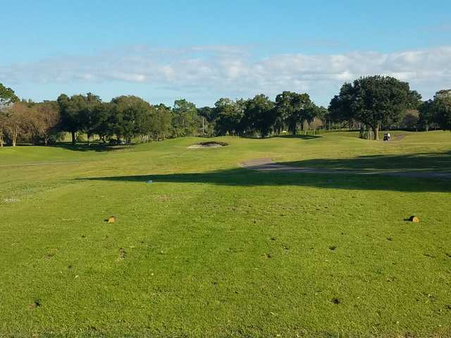 A view from MetroWest Golf Club.