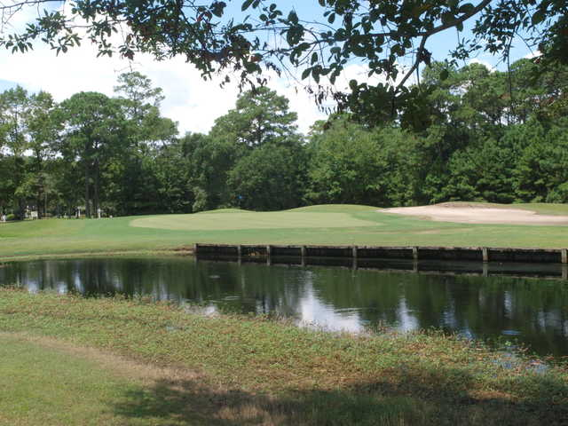 View of the 7th hole at The Links At Brick Landing