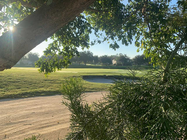 A view from Westminster Golf Club.