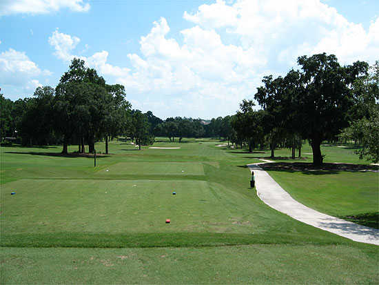 Mark Bostick Golf Course at The University of Florida