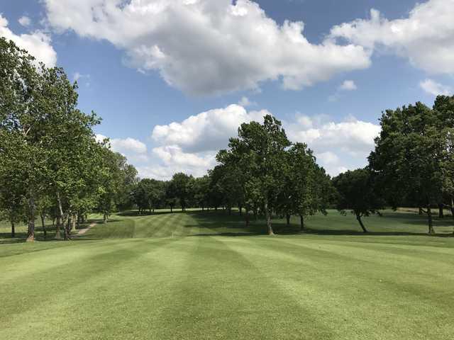 A view from Dub's Dread Golf Club.