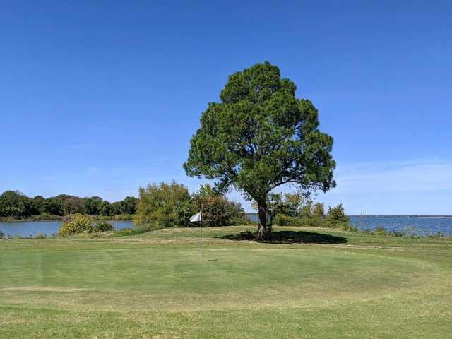 A view from Deer Run Golf Club.