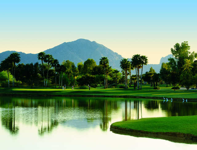 McCormick Ranch - Palm: View from #17