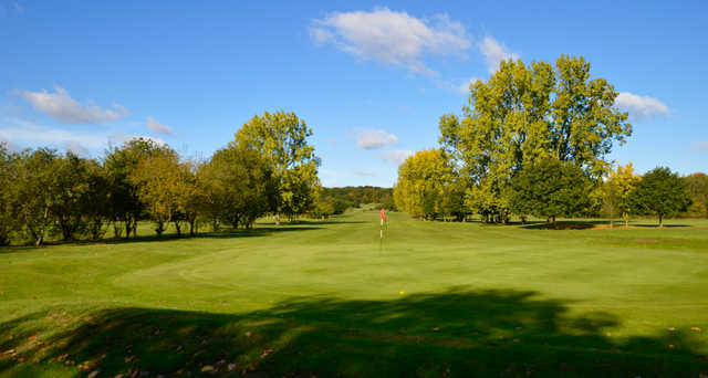View from the 9th green at Chingford Golf Course.