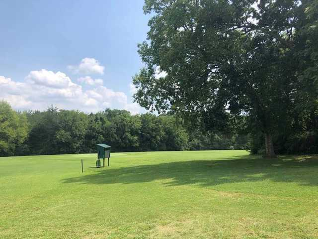 A view from Veterans Administration Golf Course.