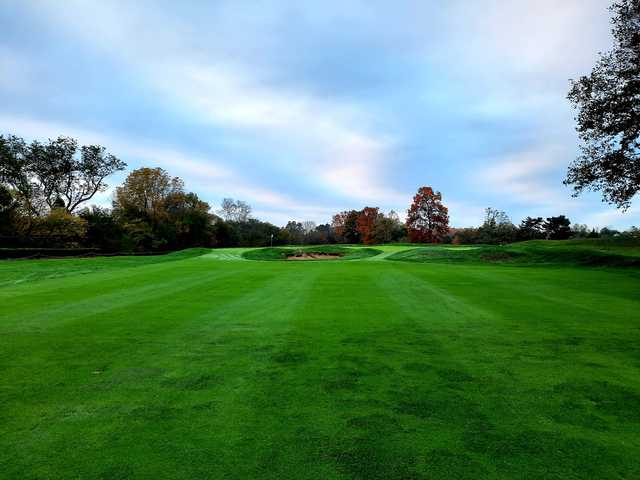 View from a fairway at Stonebridge Golf Links & Country Club.