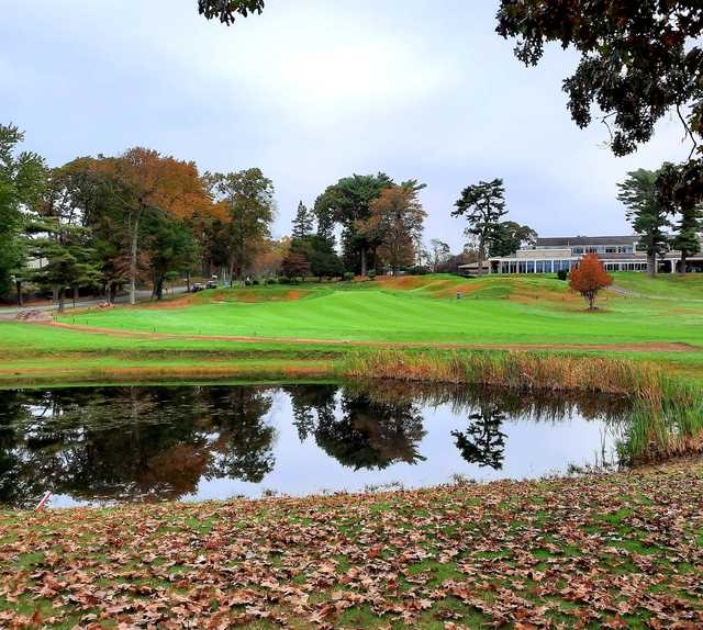 A view from Stonebridge Golf Links & Country Club.