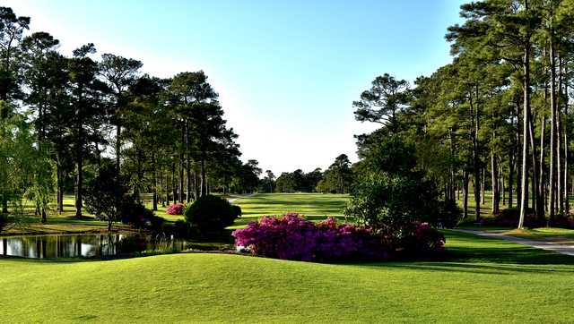 A view from Eagle Nest Golf Club.