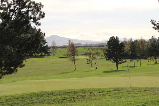 A view from Lilliardsedge Golf Course.