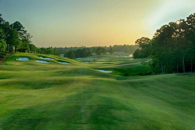 A view from Tempest Golf Club.