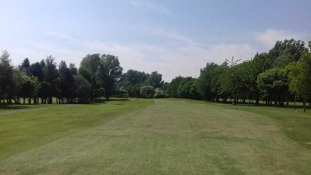 A view from fairway #7 at Centurion Park Golf Club.