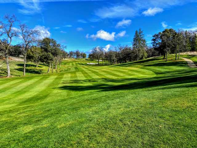View from a fairway at DarkHorse Golf Club.