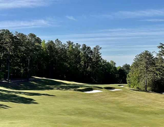 A view from West Pines Golf Club.