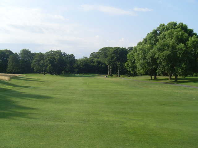 A view from Unicorn Golf Course.