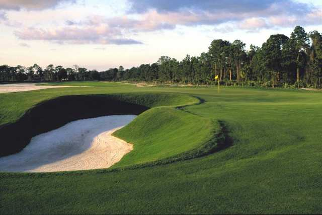 A view from Indian River Preserve Golf Club