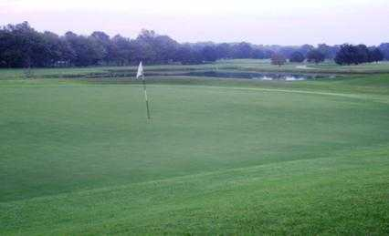 A view from Franklin Bridge Golf Club
