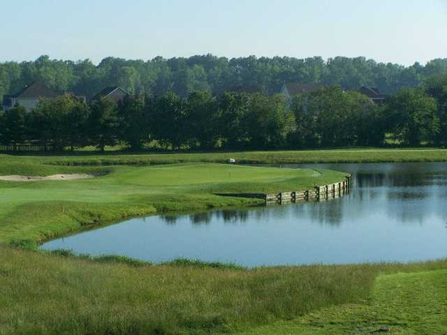 A view from Wild Quail Golf & Country Club