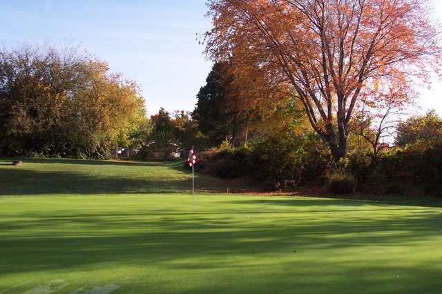 A view of hole #6 at Sterling Park Golf Club (Pam McIntyre)