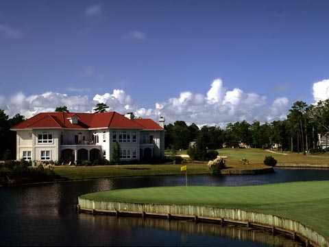 Ocean/March Course at Country Club of Landfall