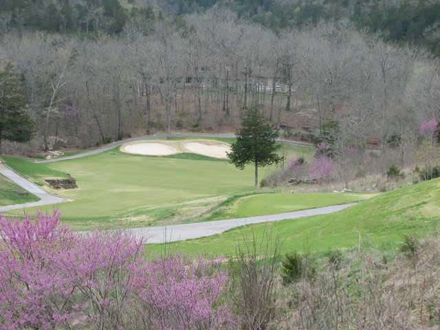 LedgeStone Championship Golf Course, just outside Branson, is in the Stonebridge develpment.