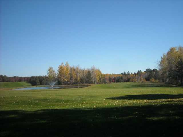 A view from Gordon Pines Golf Club