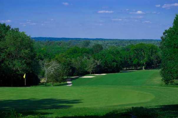 View from Nashboro Golf Club