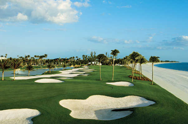 A view from Captiva Course at South Seas Island Resort.