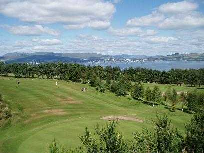 Greenock Golf Club - 9 Hole