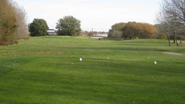 A view from tee #12 at Marine Park Golf Course