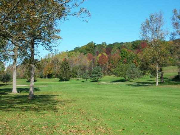 A view of hole #3 at Wild Wood Country Club