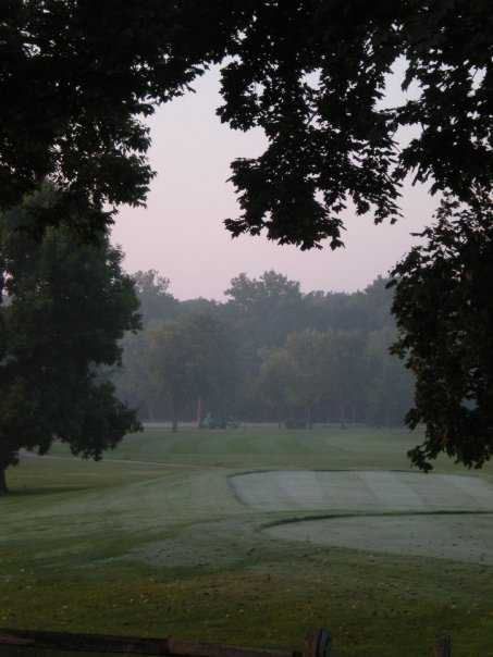A view from tee #10 at Rail Golf Club