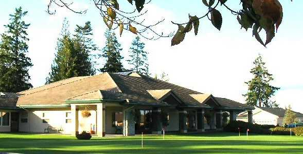 A view of the clubhouse at Sunland Golf & Country Club