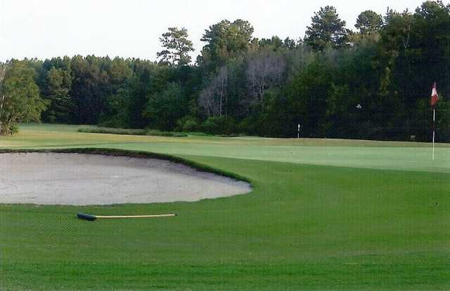 A view of hole #3 at Madison Country Club