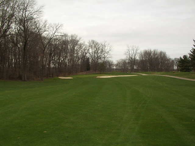 A view from North at Reid Park Golf Club