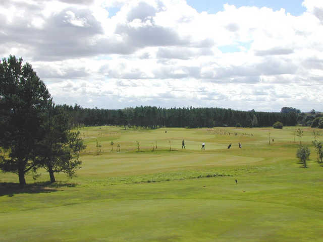 Edzell Golf Club - Westwater