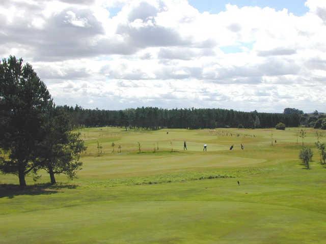 Edzell Golf Club - Westwater