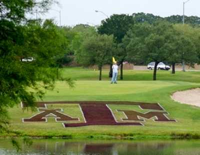 A view from The Golf Club at Texas A&M