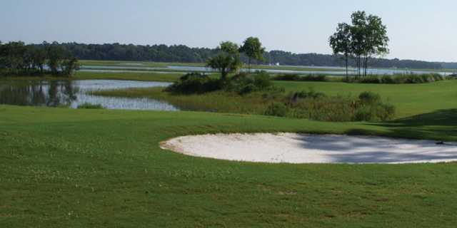 View from Sanctuary GC